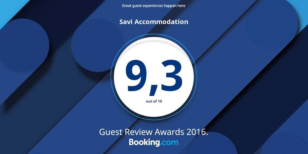 savi majutus booking review